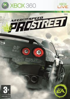 Jaquette de Need For Speed ProStreet Xbox 360