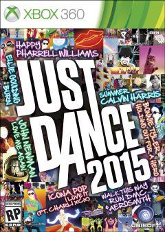 Jaquette de Just Dance 2015 Xbox 360