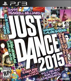 Jaquette de Just Dance 2015 PlayStation 3