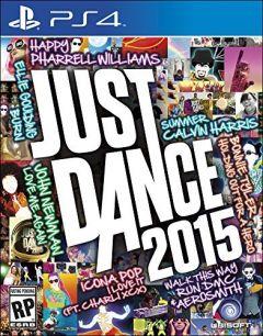 Jaquette de Just Dance 2015 PS4