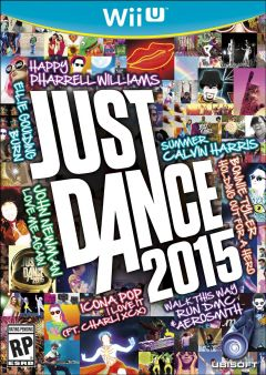 Jaquette de Just Dance 2015 Wii U