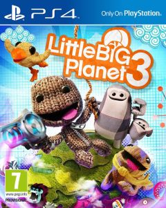 Jaquette de LittleBigPlanet 3 PS4