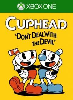 Jaquette de Cuphead Xbox One
