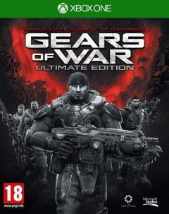 Jaquette de Gears of War Ultimate Edition Xbox One