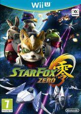 Jaquette de StarFox Zero Wii U
