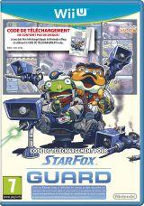 Jaquette de StarFox Guard Wii U