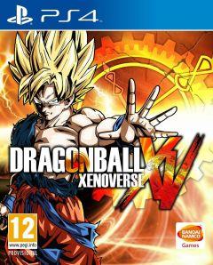 Jaquette de Dragon Ball Xenoverse PS4