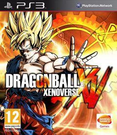 Jaquette de Dragon Ball Xenoverse PlayStation 3