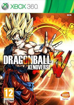 Jaquette de Dragon Ball Xenoverse Xbox 360