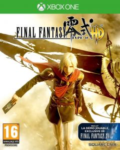Jaquette de Final Fantasy Type-0 HD Xbox One