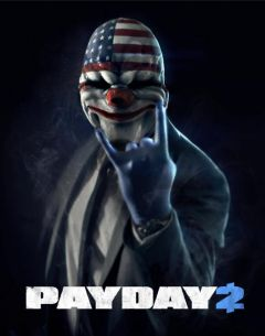 Jaquette de PayDay 2 : Crimewave Edition PS4