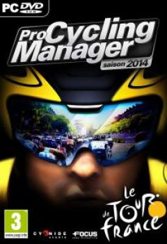 Jaquette de Pro Cycling Manager 2014 PC