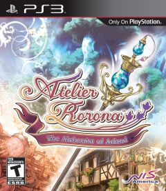 Jaquette de Atelier Rorona Plus : The Alchemist of Arland PlayStation 3