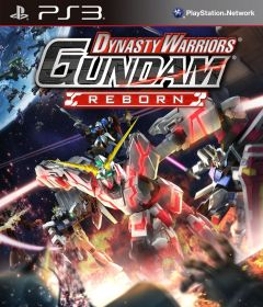 Jaquette de Dynasty Warriors : Gundam Reborn PlayStation 3