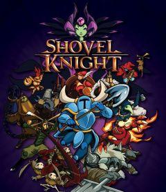 Jaquette de Shovel Knight Wii U