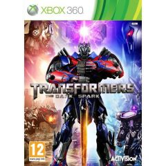 Jaquette de Transformers : Rise of the Dark Spark Xbox 360