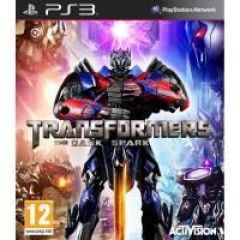 Jaquette de Transformers : Rise of the Dark Spark PlayStation 3