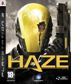 Jaquette de Haze PlayStation 3