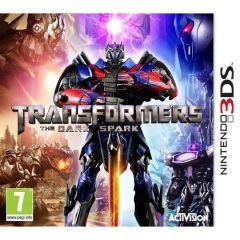Jaquette de Transformers : Rise of the Dark Spark Nintendo 3DS