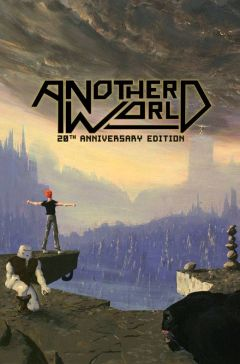 Jaquette de Another World Nintendo 3DS