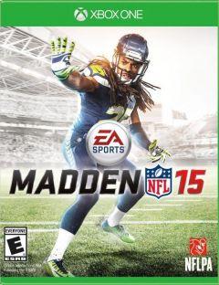 Jaquette de Madden NFL 15 Xbox One