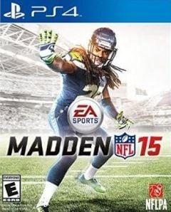 Jaquette de Madden NFL 15 PS4