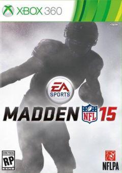 Jaquette de Madden NFL 15 Xbox 360