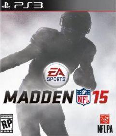 Jaquette de Madden NFL 15 PlayStation 3