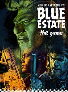 Jaquette de Blue Estate PS4