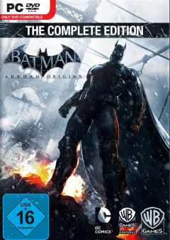 Jaquette de Batman Arkham Origins : The Complete Edition PC