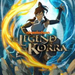 Jaquette de The Legend of Korra PC