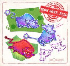 Jaquette de Slow Down, Bull PC