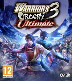Jaquette de Warriors Orochi 3 Ultimate PlayStation 3