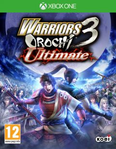 Jaquette de Warriors Orochi 3 Ultimate Xbox One
