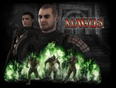 Jaquette de Magus PlayStation 3