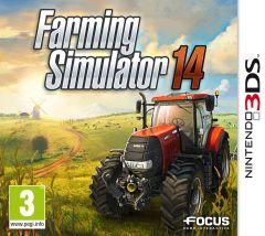 Jaquette de Farming Simulator 14 Nintendo 3DS