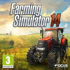 Jaquette de Farming Simulator 14 iPad