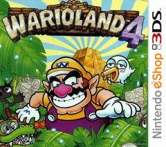 Jaquette de Wario Land 4 Wii U