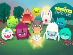 Jaquette de Monsters Ate My Birthday Cake iPhone, iPod Touch