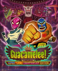 Jaquette de Guacamelee! Super Turbo Championship Edition PS4