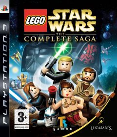Jaquette de LEGO Star Wars: The Complete Saga PlayStation 3
