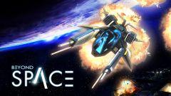 Jaquette de Beyond Space PC