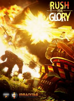 Jaquette de Rush for Glory PC
