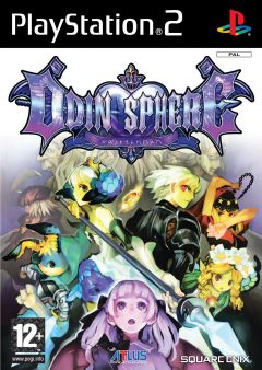 Jaquette de Odin Sphere PlayStation 2