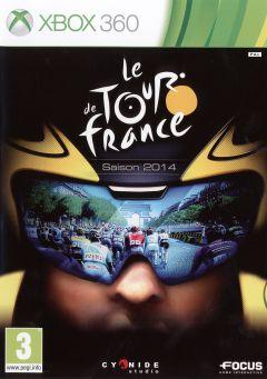 Jaquette de Le Tour de France 2014 Xbox 360