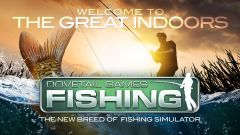 Jaquette de Dovetail Games Fishing PC