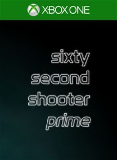 Jaquette de Sixty Second Shooter Prime Xbox One