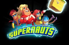 Jaquette de Supernauts iPad