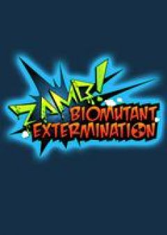 Jaquette de ZAMB! Biomutant Extermination PC