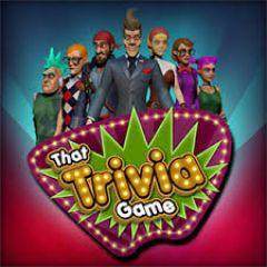 Jaquette de That Trivia Game PS4